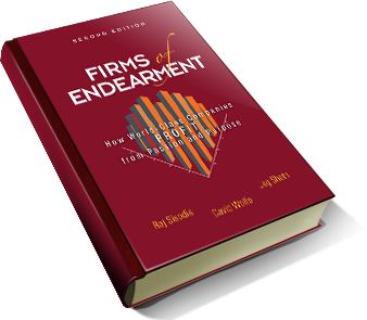 Firms of endearment book image